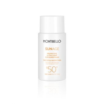 PROTECTIVE ULTRA LIGHT COLOURED FLUID SPF 50+
