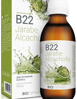 B22 Jarabe de alcachofa